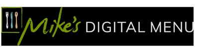 Mike's Digital Menu Logo